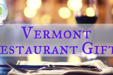 Gifts from Vermont Restaurants