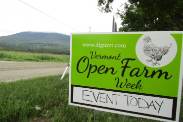 Images of Open Farm Week 2018