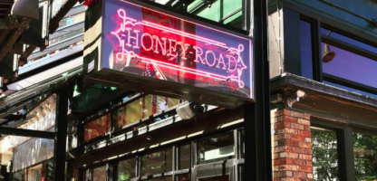 Honey Road - Thinking Globally, Sourcing Locally