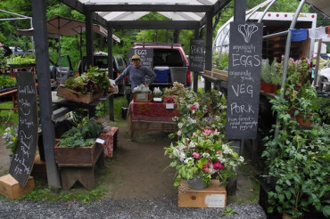 Explore Vermont: Farmers Markets Part 1