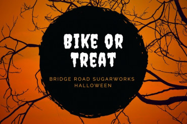 Bridge Road Sugarworks Halloween Bike or Treat | The Maple 100