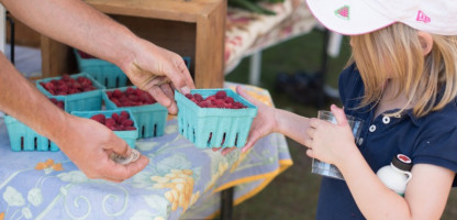 Kids Celebrate the Power of Produce in the Upper Valley