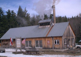 Sprague & Son Sugarhouse